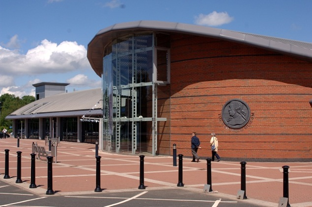 The Wedgwood Museum, Barlaston