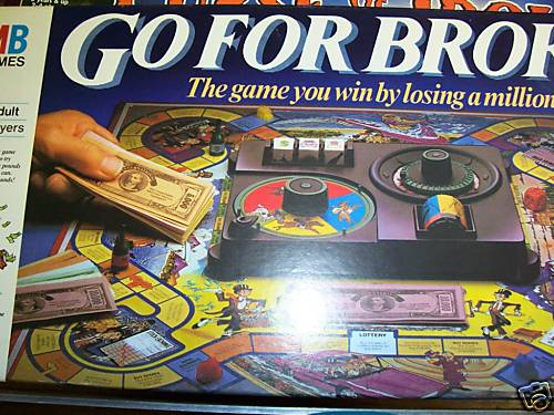 Go For Broke by MB Games.