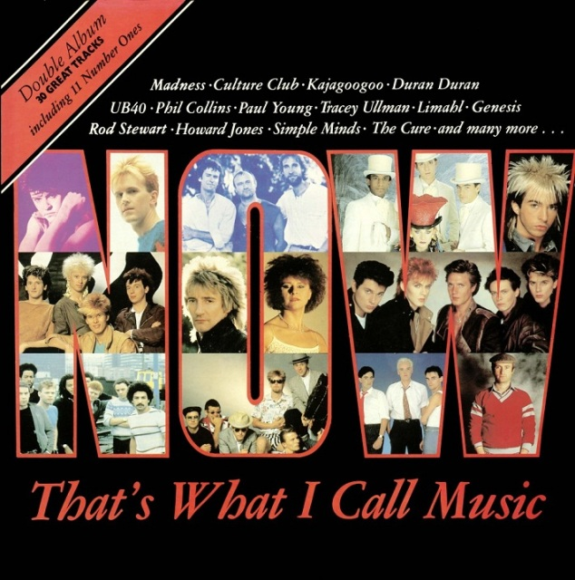 The original Now That's What I Call Music album.