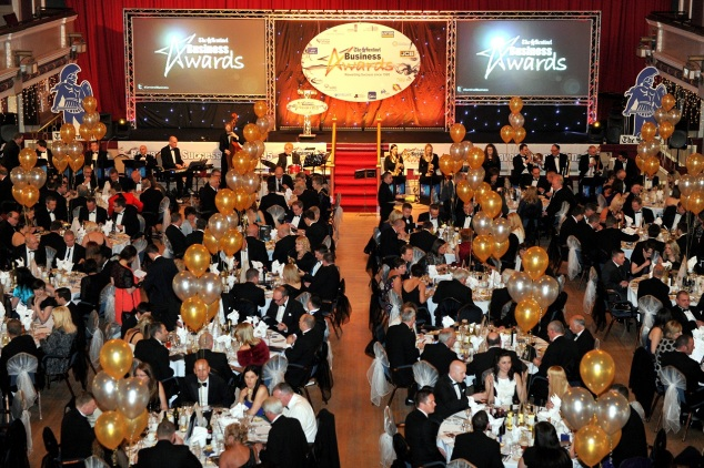 The Sentinel Business Awards 2014.