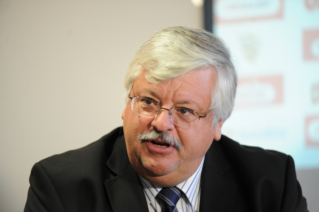 Vale co-owner Norman Smurthwaite.