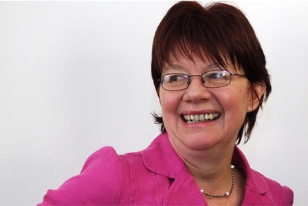 Stoke-on-Trent North MP Joan Walley.