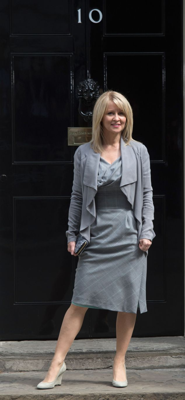 Minister for Employment and Disabilities Esther McVey.